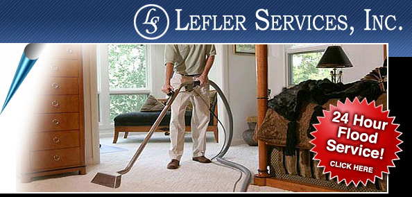 Carpet Cleaning by Lefler Services, Inc.